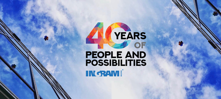 Ingram Micro 40th Birthday Celebration!